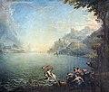 Collection Motais de Narbonne - l'Enlèvement d 'Europe 1730 - Jean-Baptiste Féret.jpg