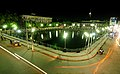 Collectorate Pond Barisal at night.jpg