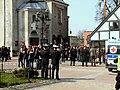 Collegiate Church in Wejherowo during mass celebrating victims of president's plane crash 2010 - 1.jpg