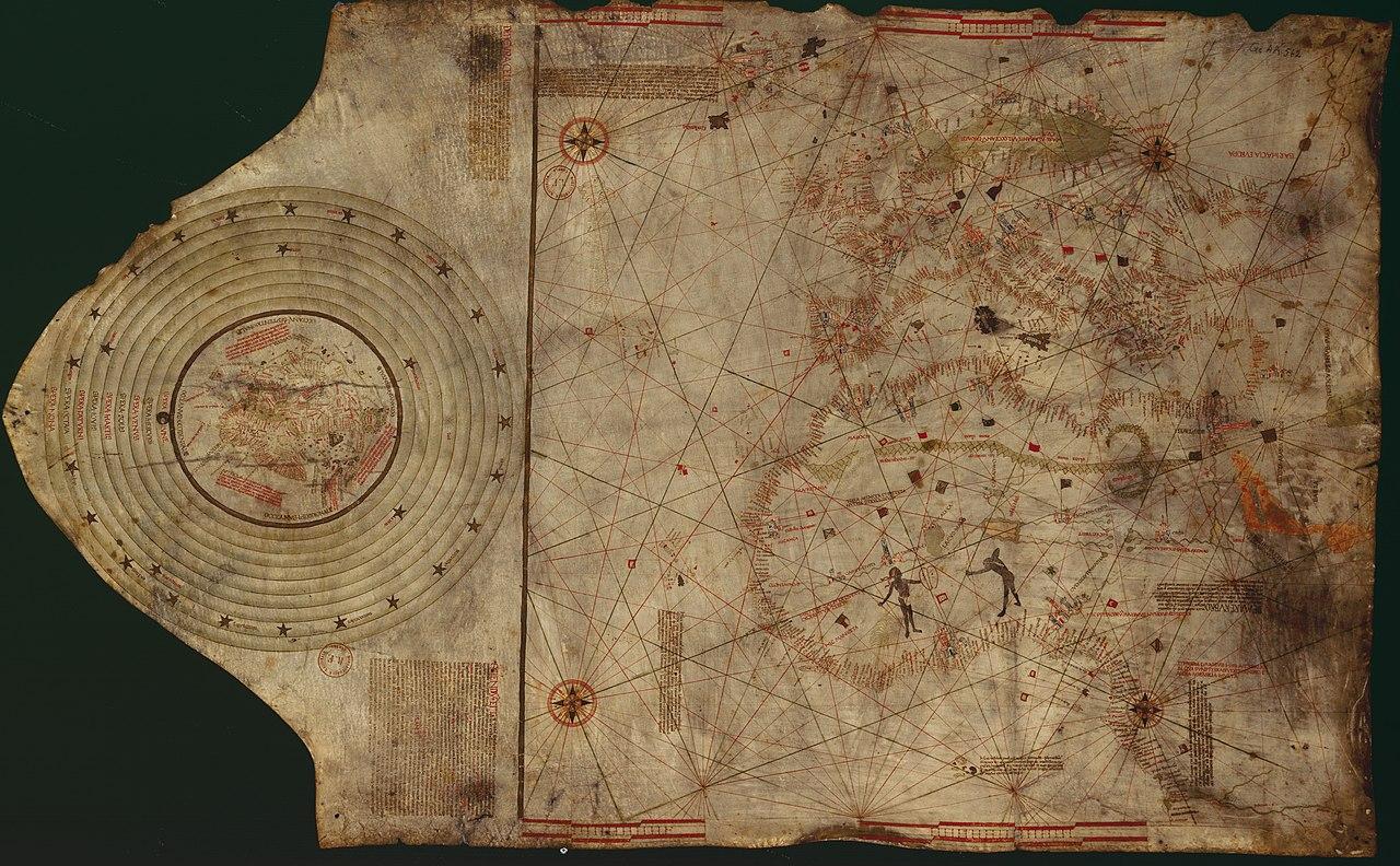 mappemonde globe dessin