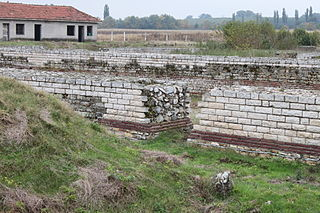 archaeological site in Bulgaria
