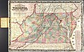 Colton's new topographical map of the states of Virginia, Maryland & Delaware - showing also eastern Tennessee & parts of all the fortifications, military stations, railroads, common roads, and other LOC 96684630.jpg