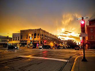 Columbia County, Wisconsin - Columbus, Wisconsin