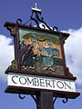 Comberton Village Sign - east side - geograph.org.uk - 870958.jpg