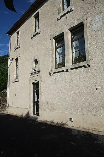 Combes (Hérault) - mairie.