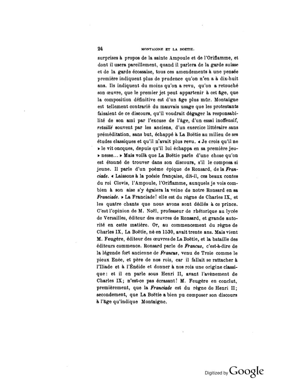Page Combes Essai Sur Les Idees Politiques De Montaigne Et La