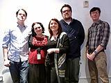 Community Engagement Team - Wikimedia - December 2013 - Photo 11.jpg