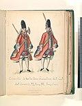 Compañia de 700 hombres granaderos de el capitan de el comercio don Juan Joseph Perez Cano (NYPL b14896507-76687).jpg