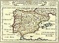 Compendiosa Hispaniae representatio die konigreich Spanien und Portugall mit ihren provincien.jpg