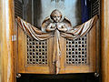Confessional in the Saint Francis church in Warsaw - 11.jpg