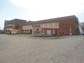 Confluence World School school in India