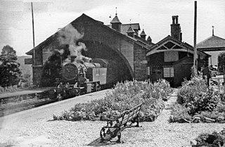 Coniston railway station (England) Former railway station on the Coniston Railway in Cumbria, England