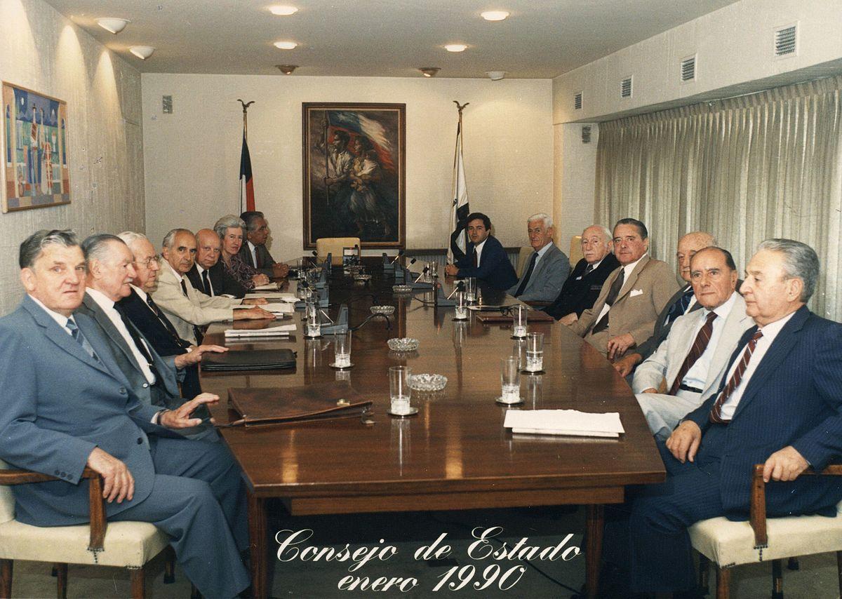 Consejo de Estado de Chile de 1976 - Wikipedia, la ...