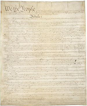 Probable cause - Constitution of the United States