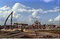 Convention Centre Complex Under Construction - Science City - Calcutta 1994-10-17 079.JPG