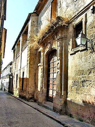 Convento de Santa Clara (Córdoba) - Convento de Santa Clara