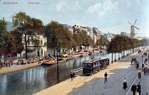 Coolsingel - Coolsingel circa 1900