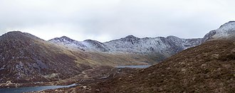 Macgillycuddy's Reeks - Coomloughra Valley