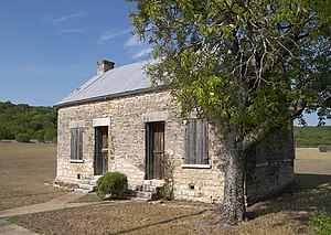 National Register of Historic Places listings in Coryell County, Texas - Image: Copperas cove stagestop