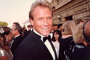 Corbin Bernsen - Bernsen at the 39th Emmy Awards in 1987