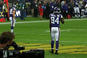 2013 Minnesota Vikings season - Image: Cordarrelle Patterson