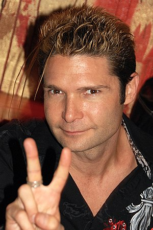 Corey Feldman at the Sugar Cane Club in Las Ve...