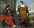 Cornelis de Vos - Christ and the Samaritan woman.jpg