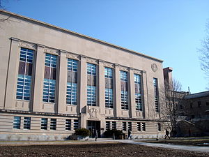 Cornell University Library - Mann Library
