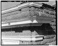 Cornice on Northeast Corner - Thorson Block, 200 Main Street, Westby, Vernon County, WI HABS WIS,62-WEST,1-8.tif