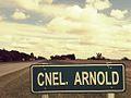Coronel Arnold ... LLegando.jpg