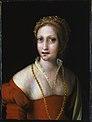 Correggio, ritratto di giovane donna, lowe museum.jpg