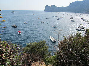 Sorrento Peninsula - View of the peninsula near Massa Lubrense