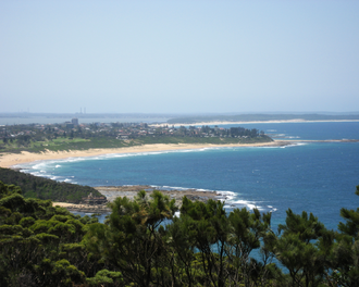Bateau Bay, New South Wales - Crackneck Lookout