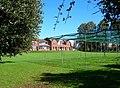 Cricket Nets, Lewes Priory School - geograph.org.uk - 255099.jpg