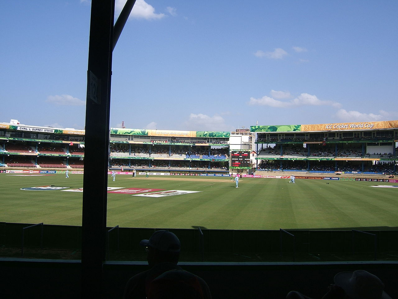 File:Cricket t&t 2007cwc ind vs ban.jpg - Wikimedia Commons