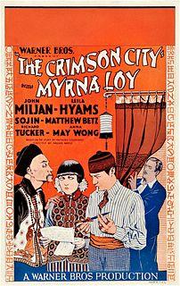<i>The Crimson City</i> 1928 film by Archie Mayo