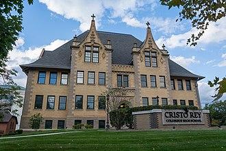 Ohio School for the Deaf - Image: Cristo Rey Columbus High School
