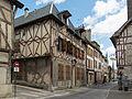 Crossing of Rue de la Madeleine and Rue Charbonnet, Troyes 20140509 5.jpg
