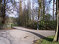 Crossroads in Croxteth Country Park - geograph.org.uk - 2262452.jpg