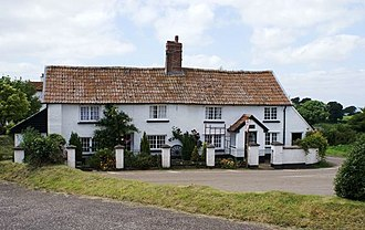 Aylesbeare - Crossways Cottage at Aylesbeare