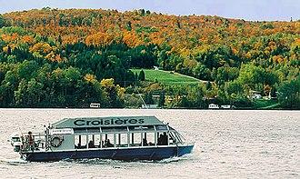 Grandes-Piles, Quebec - Image: Cruisepiles