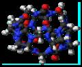 Cucurbit(5)uril (side) 3D ball.png