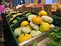Cucurbita pepo Patty Pan Squash in the market.jpg