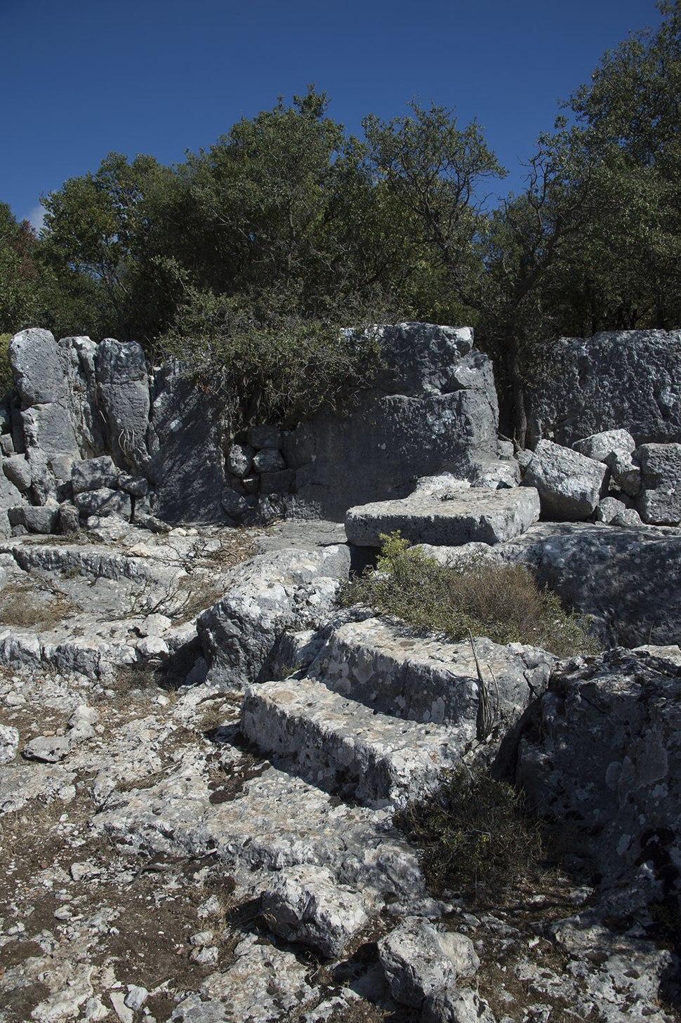 Cyaneae Acropolis October 2016 0196