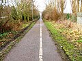 Cycleway, Oxbridge Lane - geograph.org.uk - 111903.jpg
