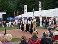 Czech dancers at Llangollen - geograph.org.uk - 1391346.jpg