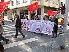 Día do traballo. Santiago de Compostela 2009 25.jpg