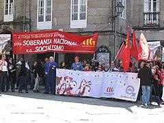 Día do traballo. Santiago de Compostela 2009 72.jpg