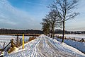 Dülmen, Umland, Sonnenaufgang im Winter -- 2013 -- 9899.jpg