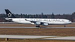 D-AIFF Lufthansa Star Alliance A343 (25870445327).jpg